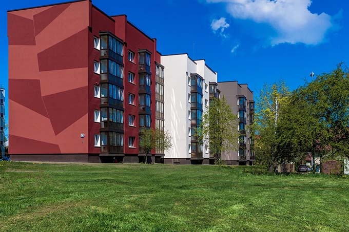 Klaipeda overview