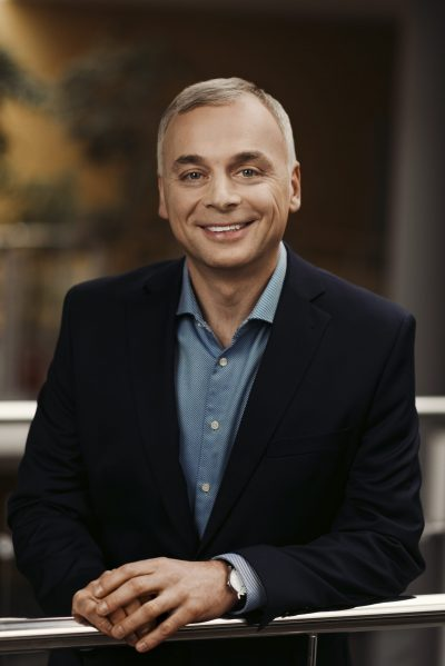 Jacek Kulig is the new President of EAE