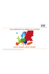 European ETICS market 2020/2021