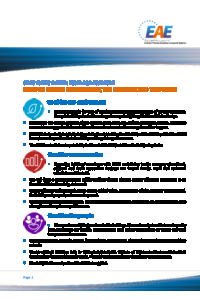 Fact Sheet 2-2021: ETICS are amazing – benefits for the environment, the economy and the people