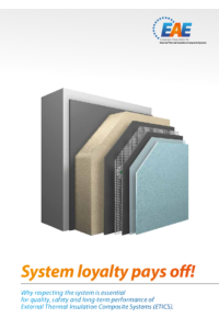 """Information brochure """"System loyalty pays off!"""""""