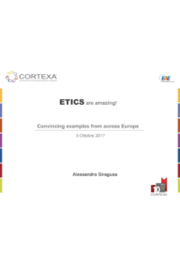 ETICS are amazing! Convincing examples from across Europe